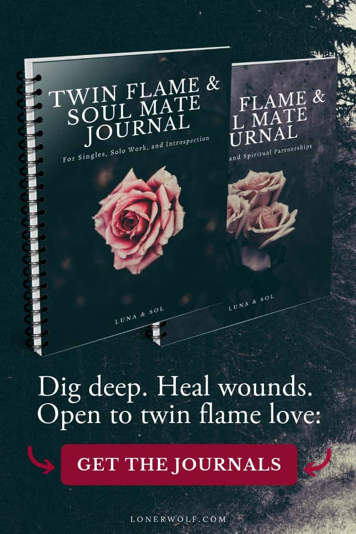 Twin Flames & Soul Mates Journals