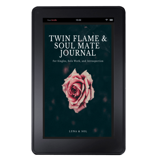 Twin Flame & Soul Mates Journals Preview Image 5