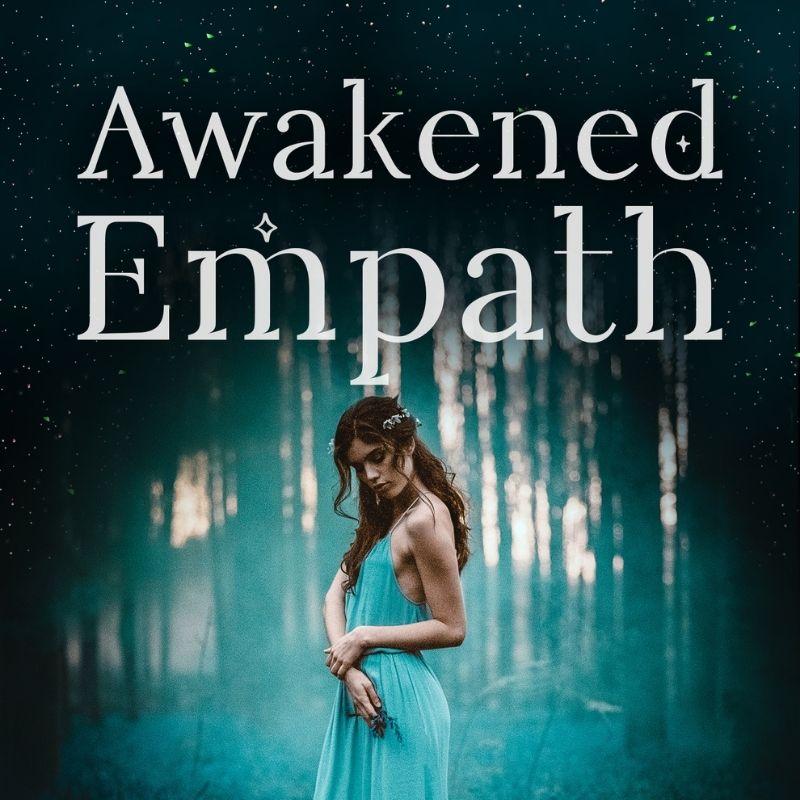 image of awakened empath cover
