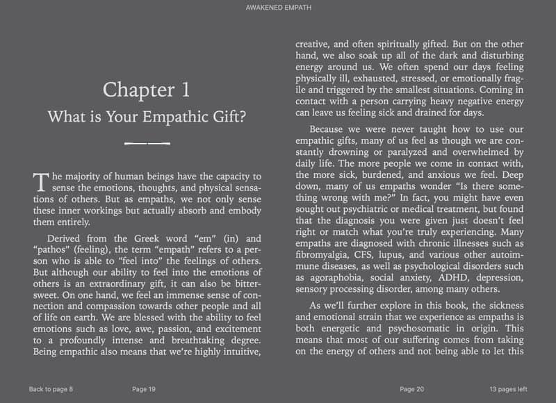 Awakened empath preview image