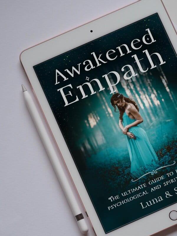 Awakened empath tablet image