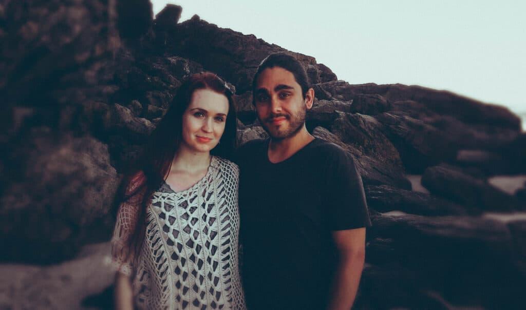 Image of Aletheia Luna and Mateo Sol