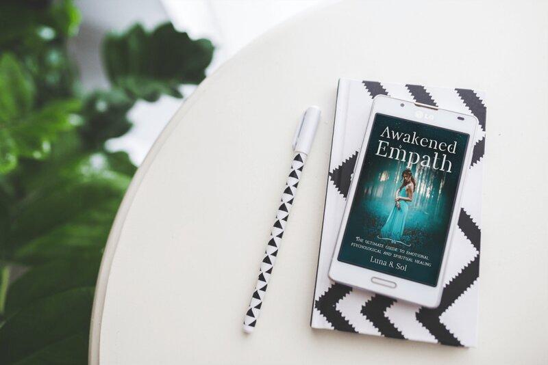 Awakened empath phone image