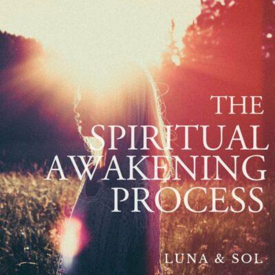 The Spiritual Awakening Process eBook Cover Image