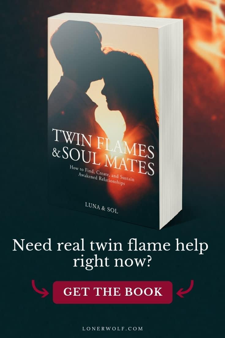 Twin Flames & Soul Mates (eBook Version)