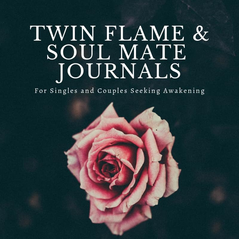 Twin Flame Journals Cover Image