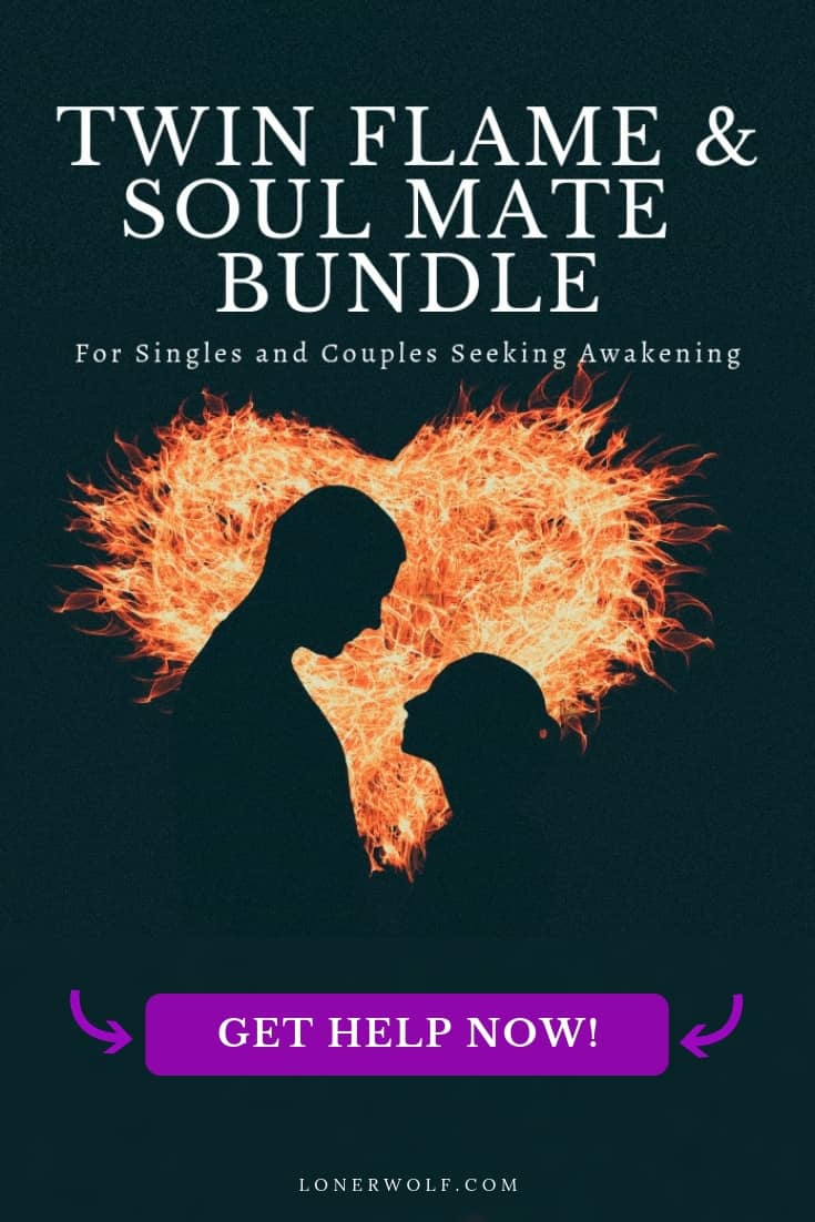 Twin Flame & Soul Mate Bundle