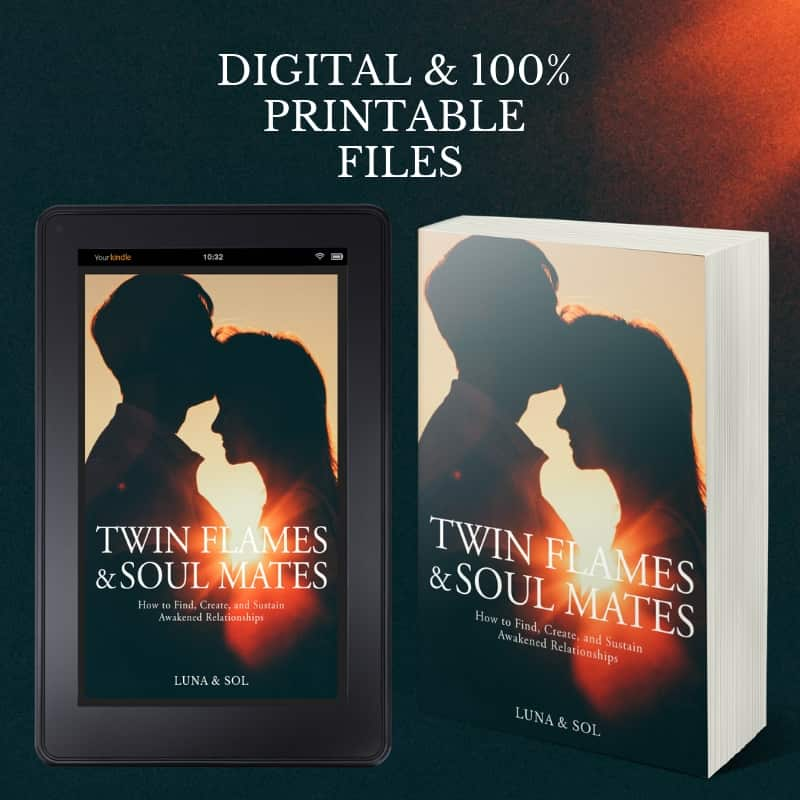 Twin Flames & Soul Mates eBook Preview 1