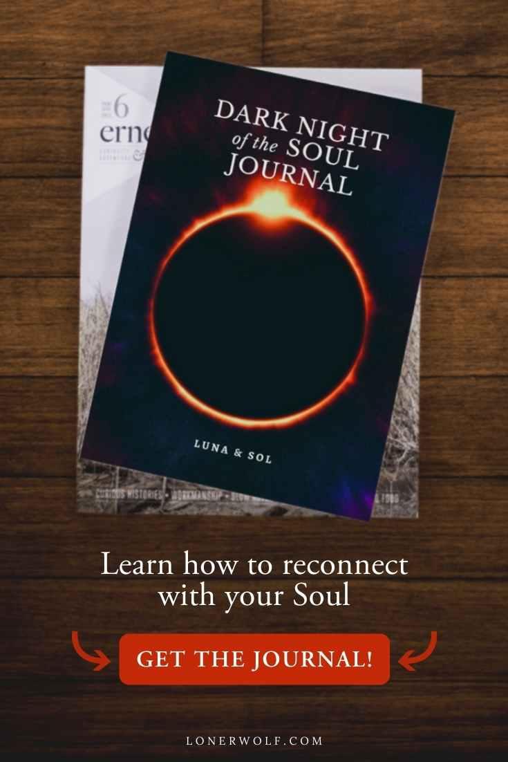 Dark Night of the Soul Journal