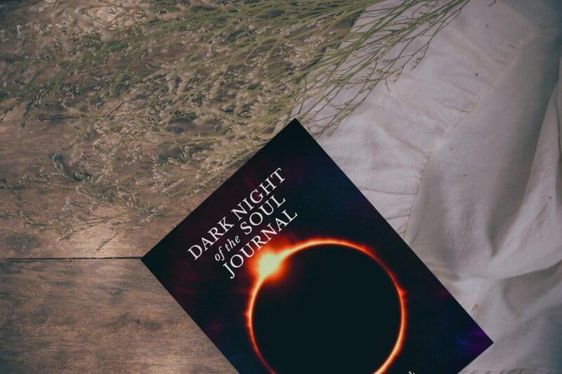 Print Dark Night of the Soul Journal image