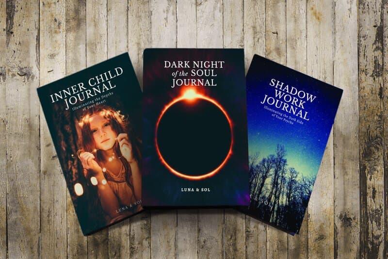 Inner work journal bundle image