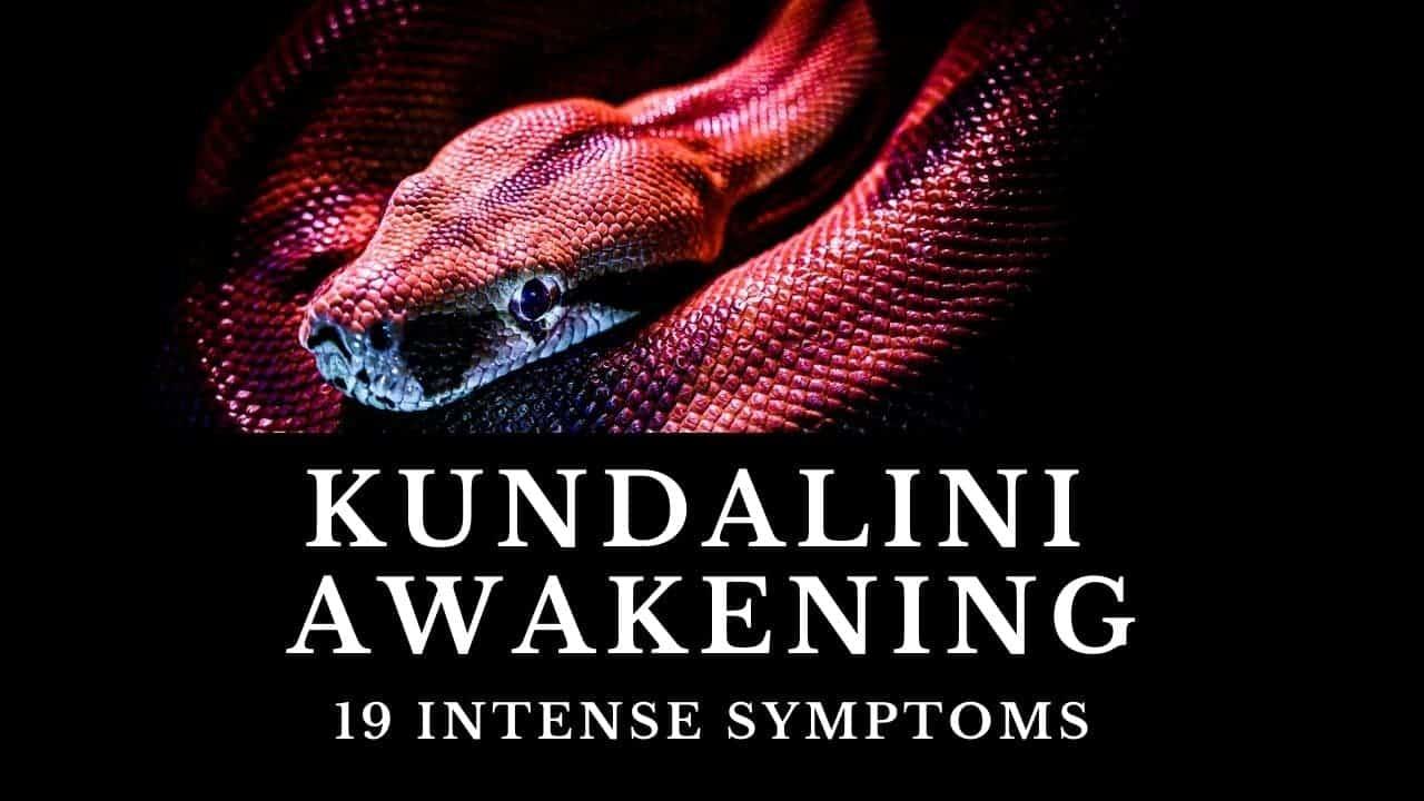 Kundalini awakening symptoms image