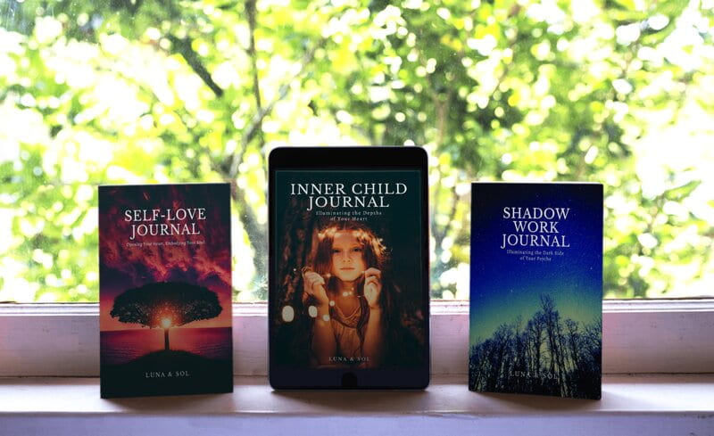 Self-Love, Inner Child, and Shadow Work Journals