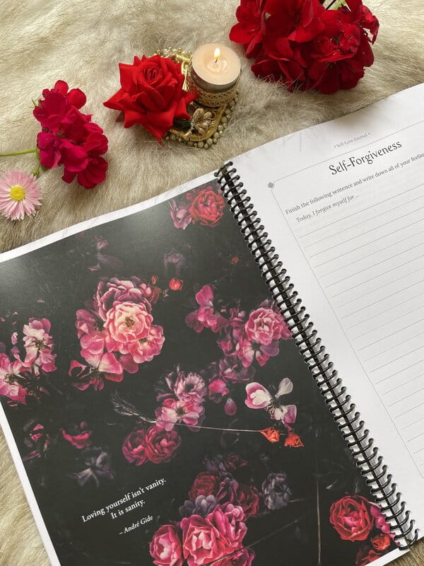 self love journal download